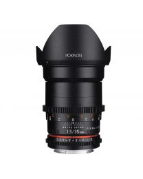 Rokinon 35mm T1.5 Full Frame Wide Angle