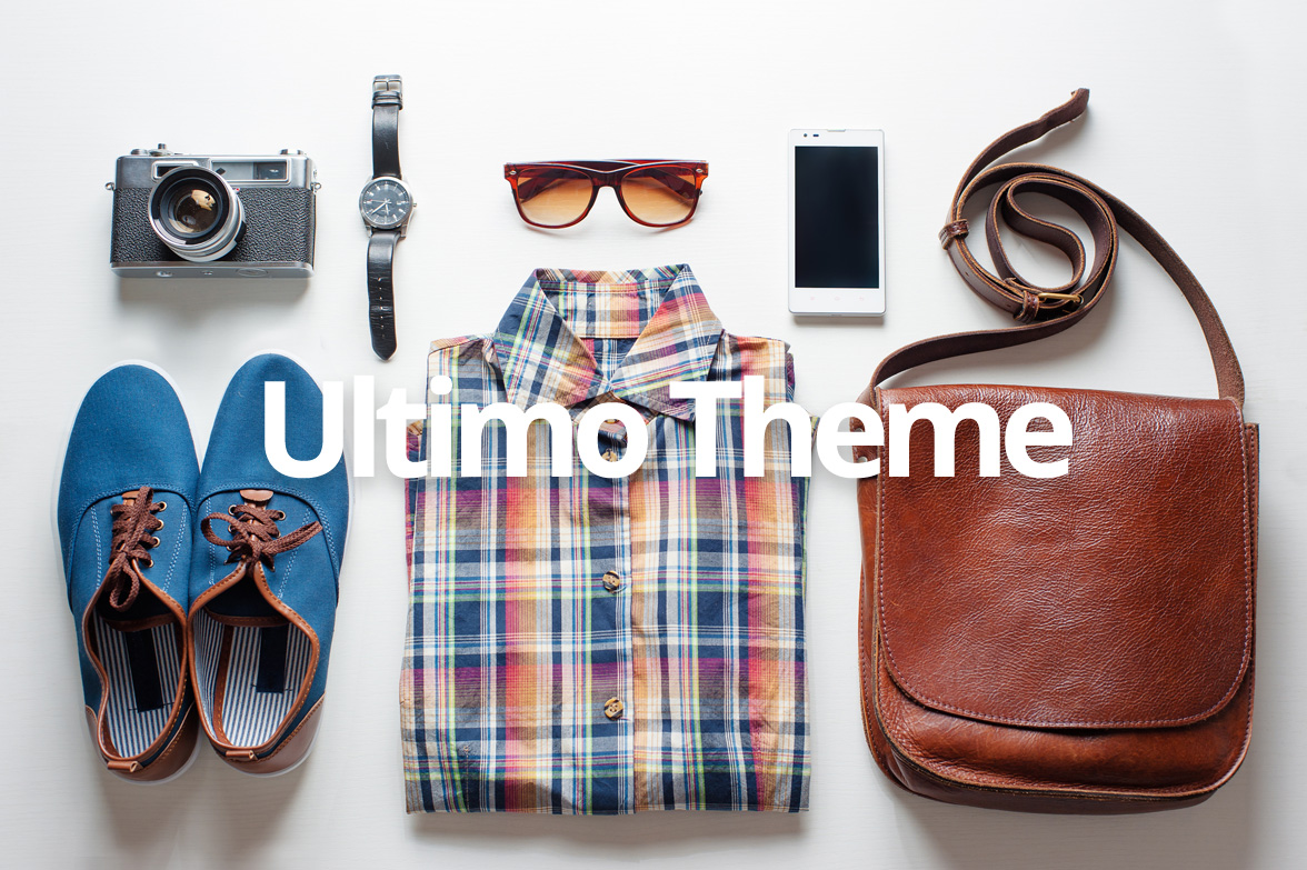 Customizable Magento Theme